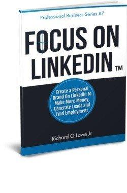 Focus on LinkedIn